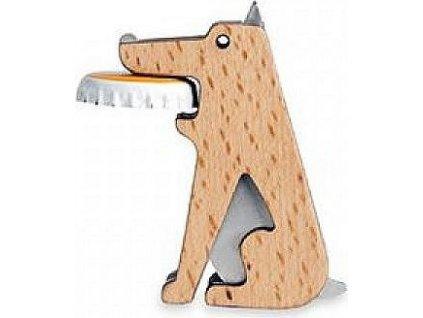 Designový otvírák - pes