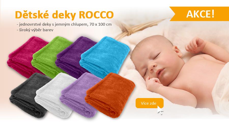 Dětská deka ROCCO