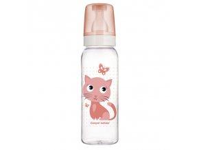 canpol babies lahev s potiskem cute animals 250ml (1)