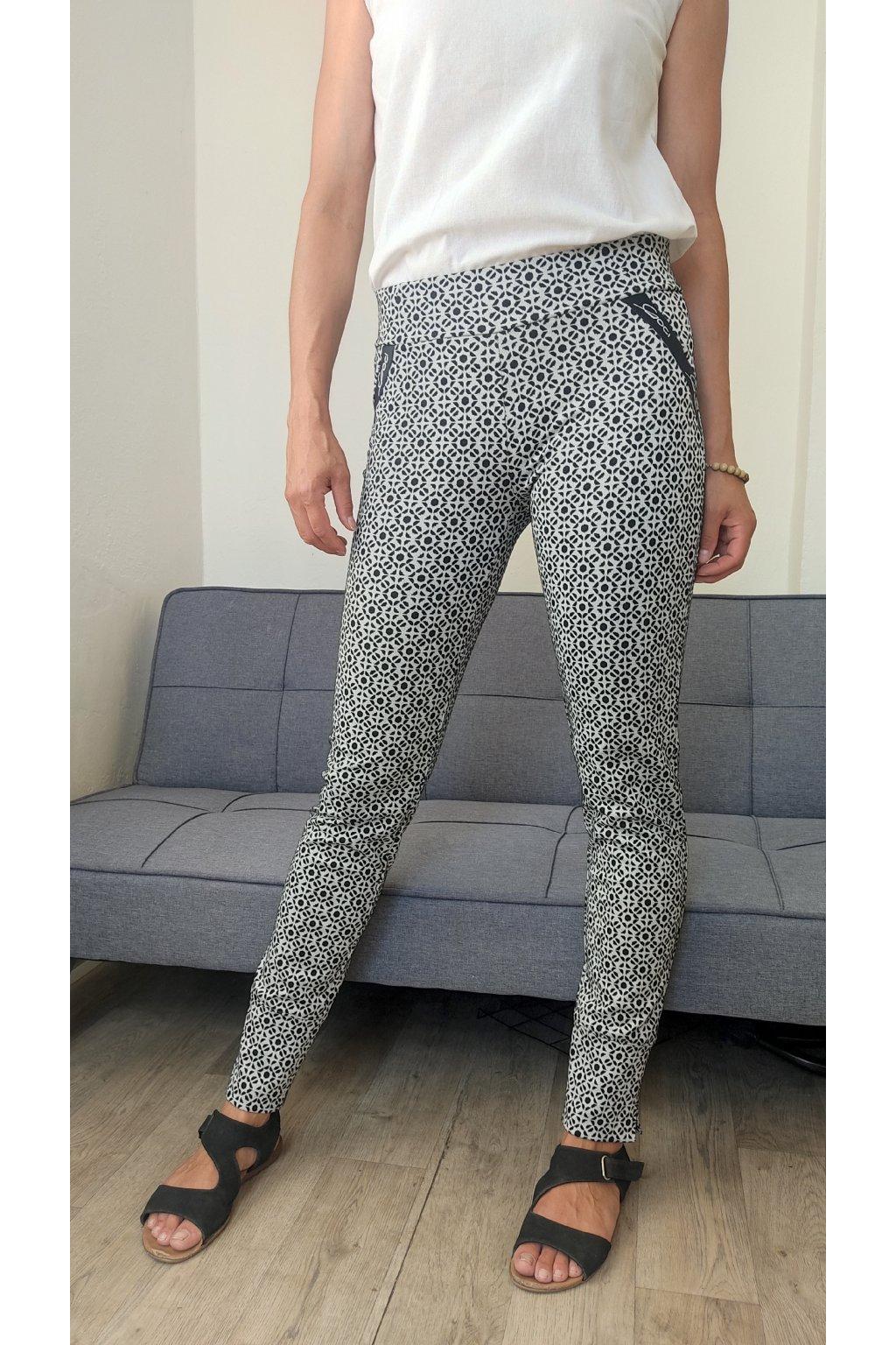 Kalhoty vzor (2)