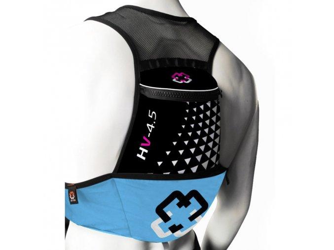 Bežecká vesta ARCh MAX 4,5 l - modrá