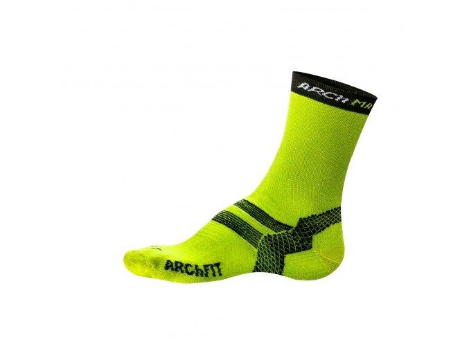 Archfit Trail Medium - žltá