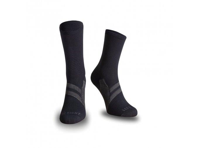 Ponožky Urban Medium - čierna