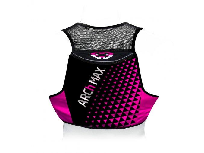 Bežecká vesta ARCh MAX 6 l - ružová