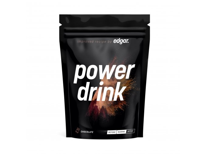 powerdrink front chocolate