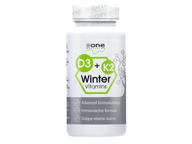 D3 K2 winter vitamins