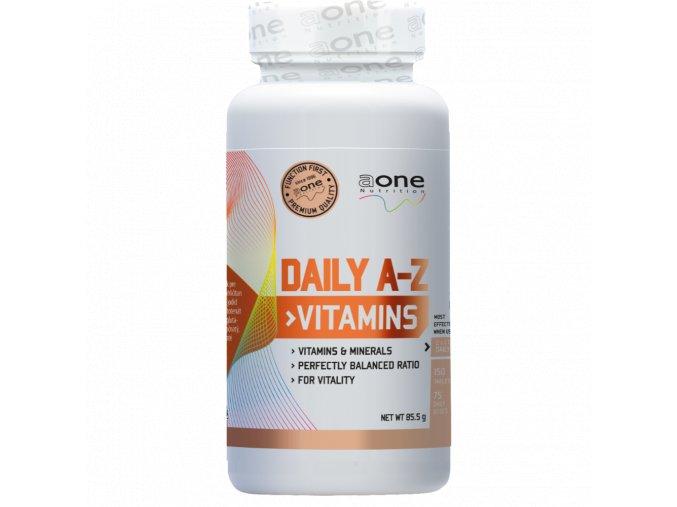Daily A Z vitamins 150