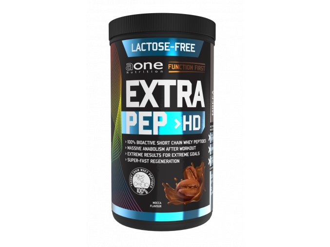 extraPEP lactose free mocca