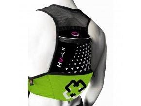 Bežecká vesta ARCh MAX 4,5 l - zelená