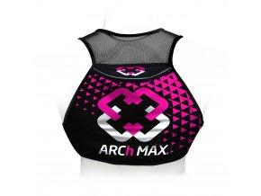 Bežecká vesta ARCh MAX 12 l - ružová