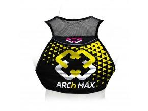 Bežecká vesta ARCh MAX 12 l - žltá