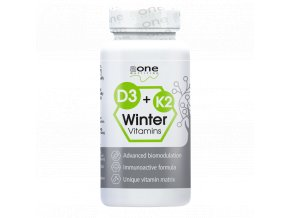 D3 K2 winter vitamins