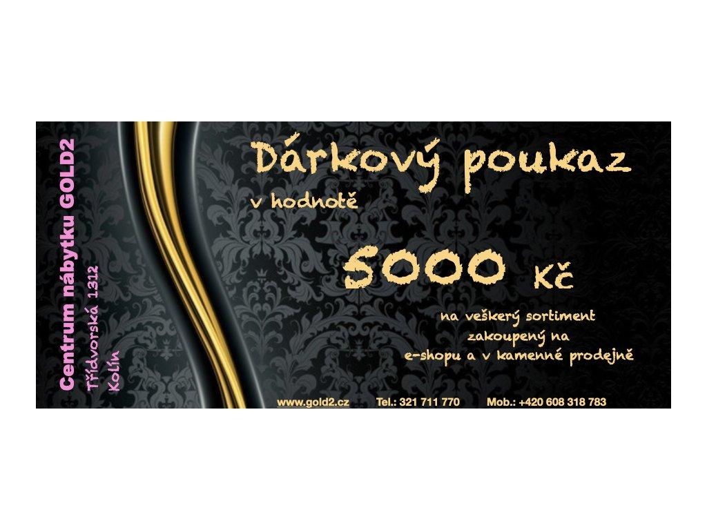 KUPGOLD5000