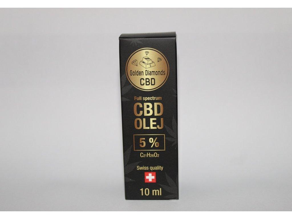 CBD olej 10ml