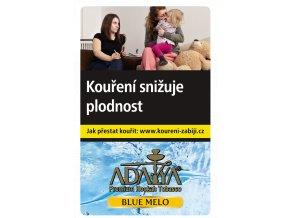 Tabák do vodní dýmky Adalya - Blue Melo (Borůvka, meloun), 50g