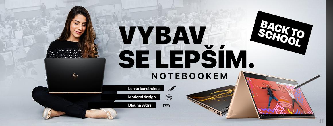 Notebook do školy
