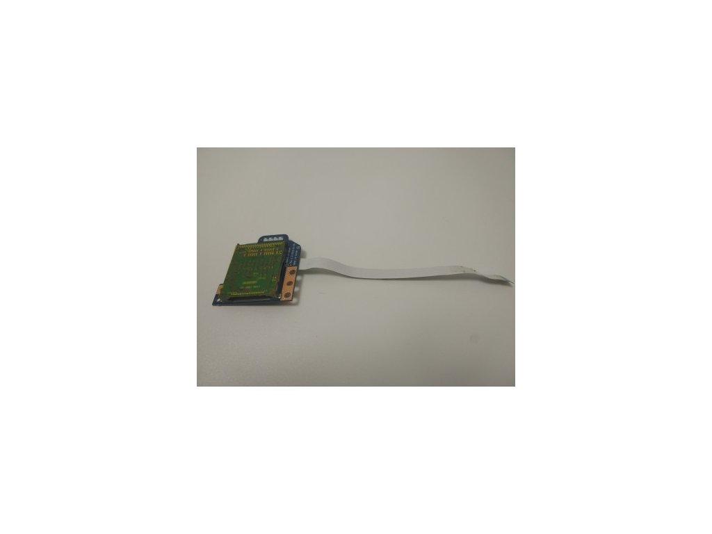 Acer PB TM80 TM82 5741 5742 čtečka SD karet