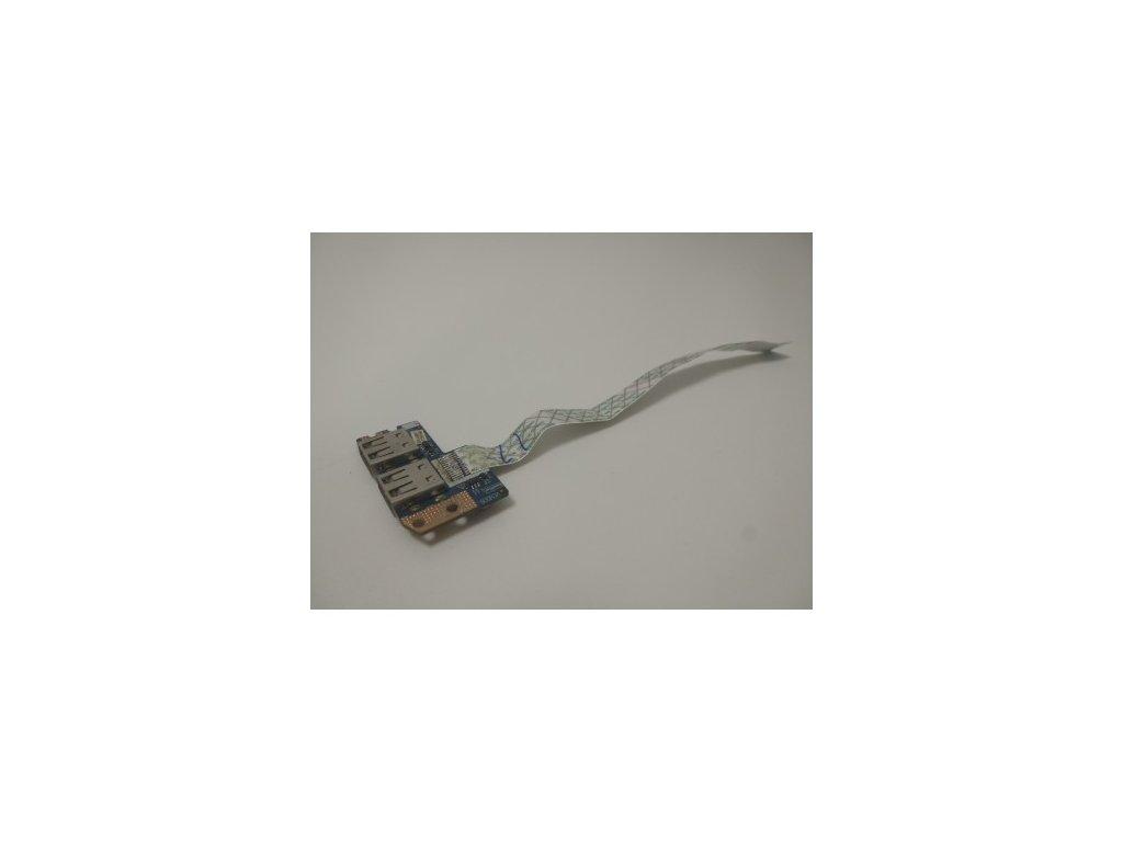 Acer Packard Bell 5542 5742 TM82 - USB konektory
