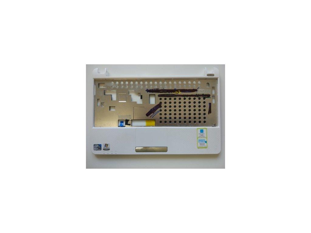 Asus Eee PC 1001px - palmrest s touchpadem