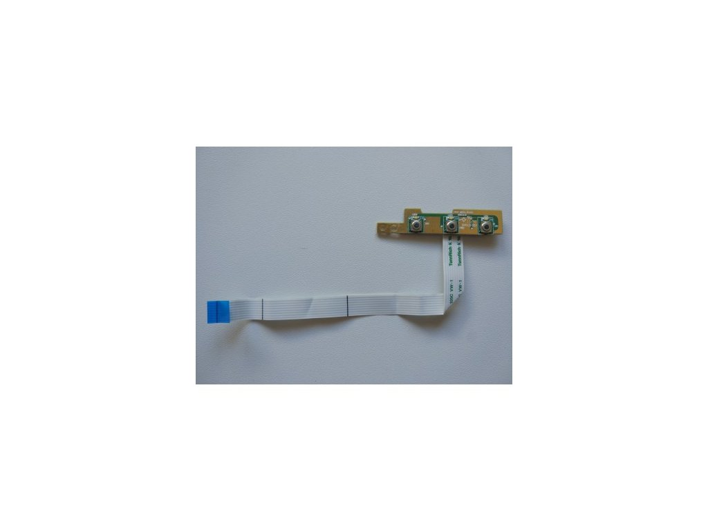 Dell Inspiron 15R N5110 - ovládácí tlačítka