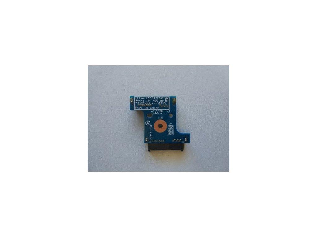 HP 4540s 4545s - redukce optické mechaniky