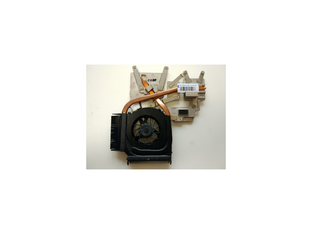HP Pavilion DV6 1000 serie - ventilátor chlazení