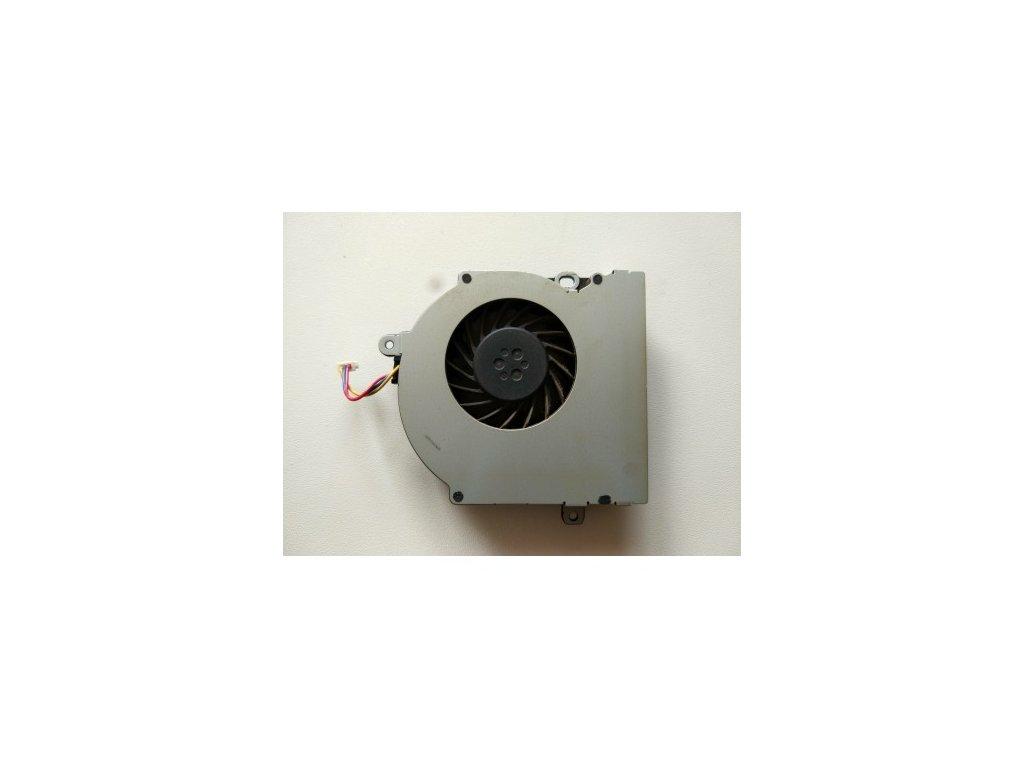 Toshiba L300 - ventilátor chlazení