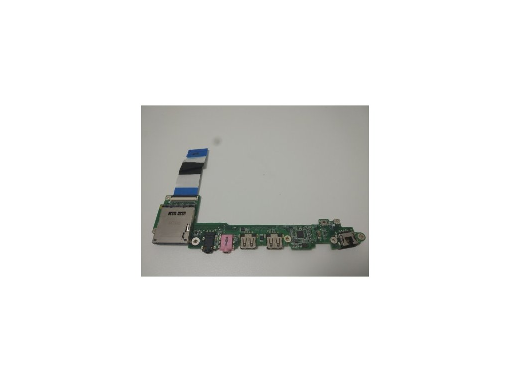 Acer One 752 - audio, USB, SD, RJ45 +I/O