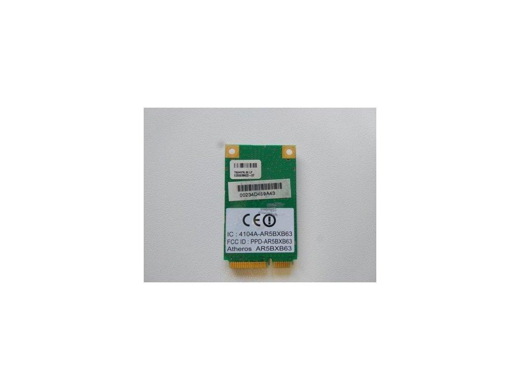 WiFi modul AR5BXB63 802.11g Wireless Mini PCI-E