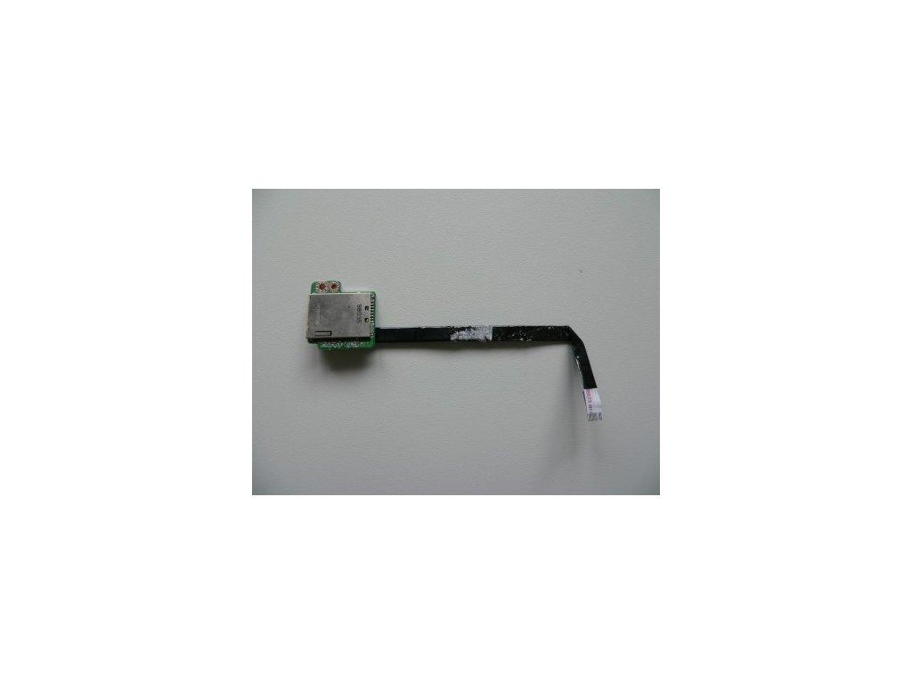 Toshiba Satellite T130-120 - čtečka SIM karet