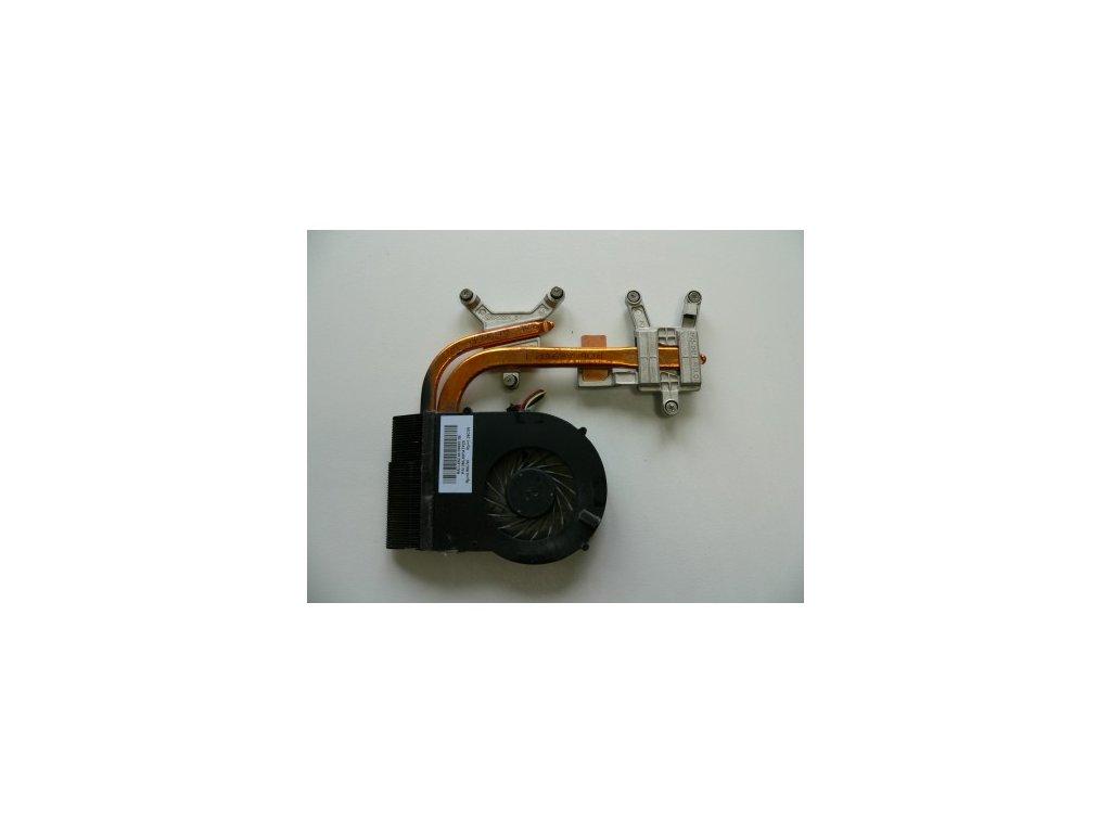 HP Pavilion DV6-3000 - ventilátor a chlazení