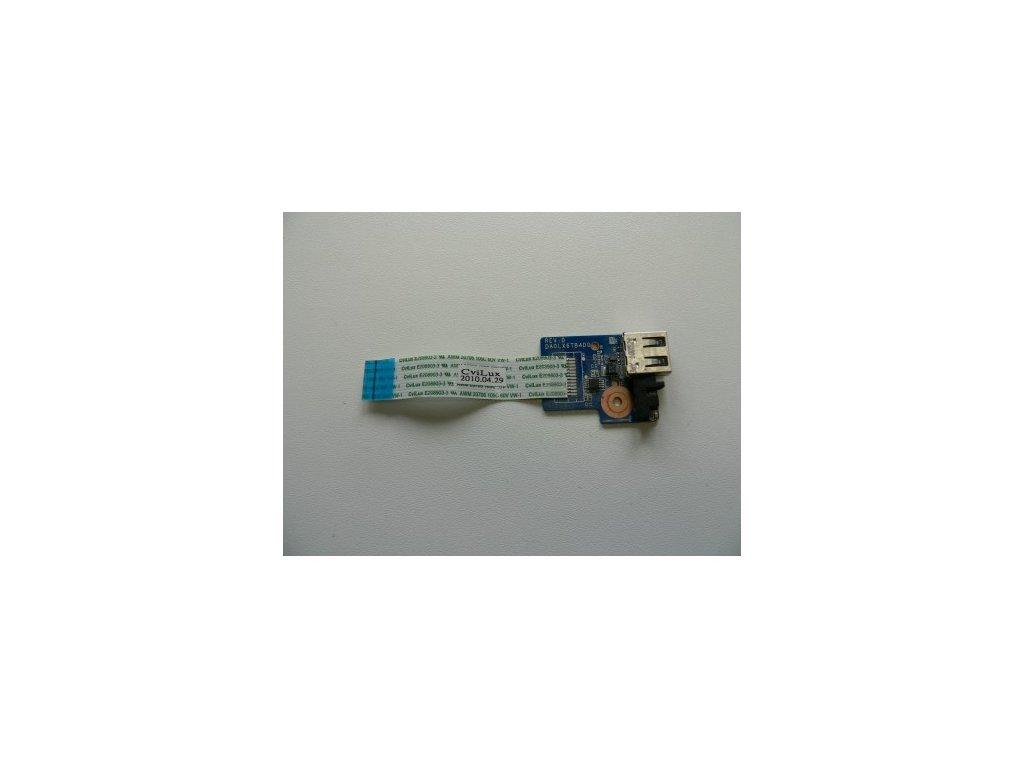 HP Pavilion DV6-3000 - USB konektor s flex kabelem
