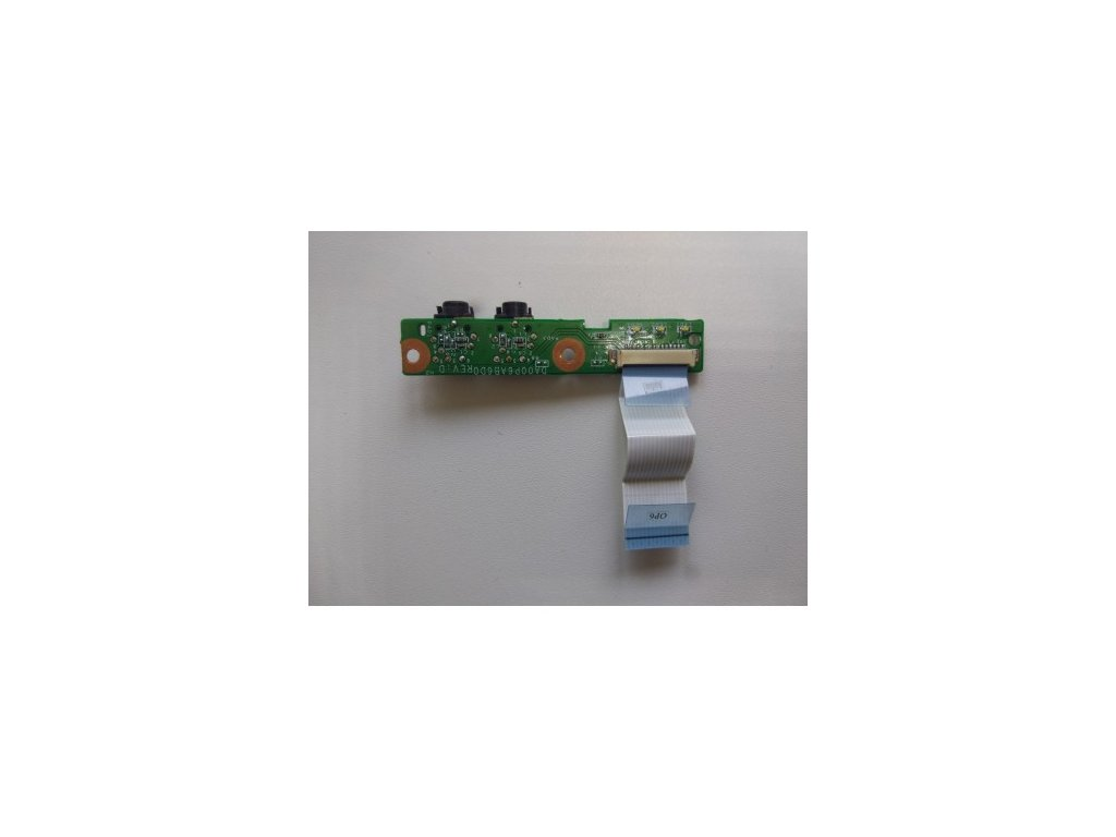 HP CompaQ CQ71 jack 3,5 audio konektory