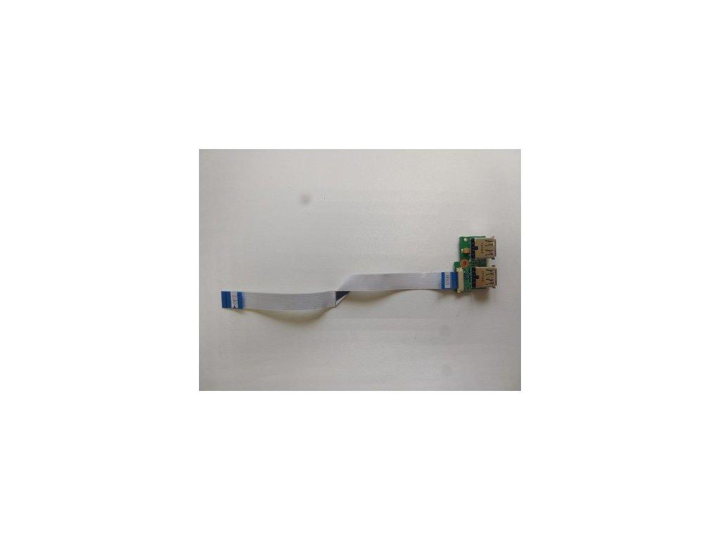 HP CompaQ CQ71  USB konektory