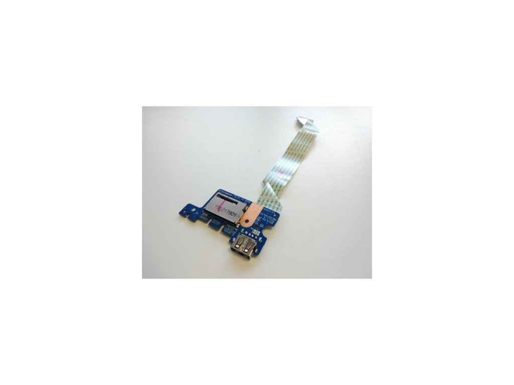 HP 15-af114nc USB konektor SD čtečka