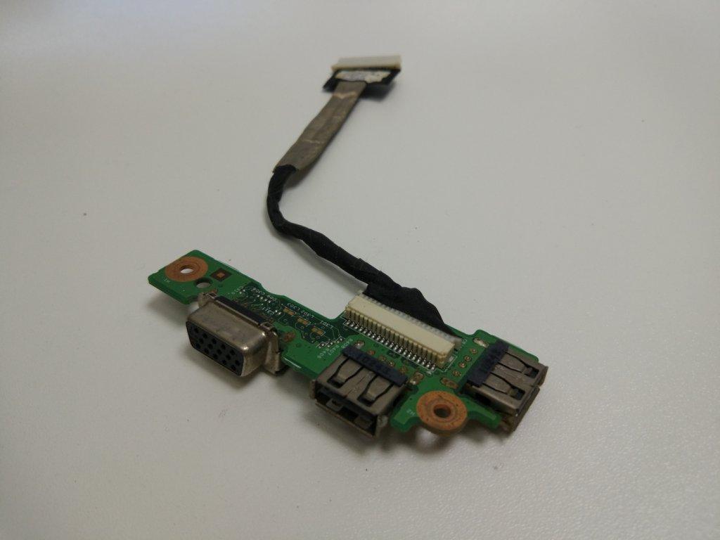 Dell Inspiron 15R N5010 M5010 USB VGA konektory
