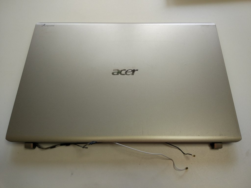 Acer 5538 5538G 5534 víko displeje