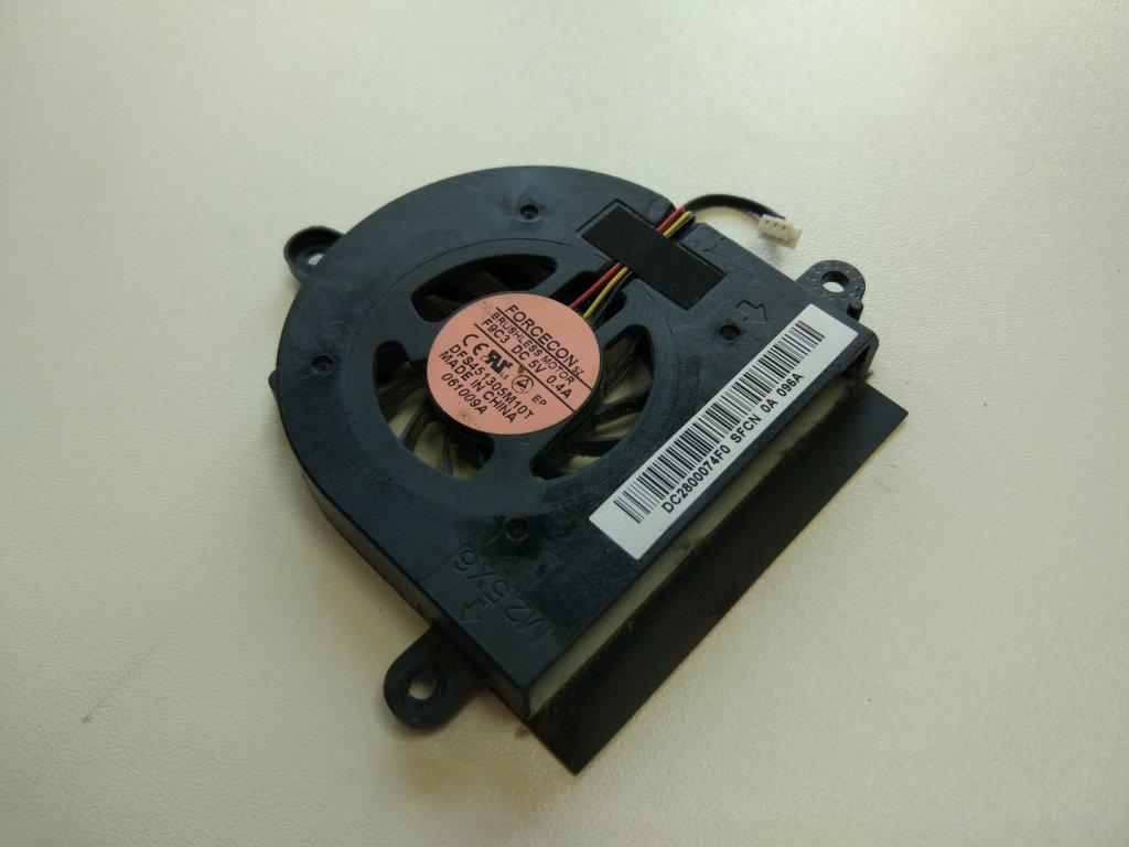 Acer 5538 5538G 5534 ventilátor