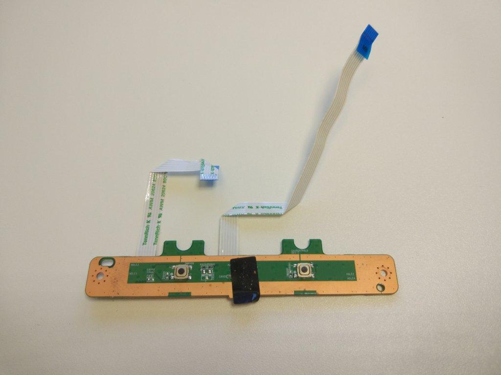Toshiba Satellite C70 C70-A tlačítka touchpadu
