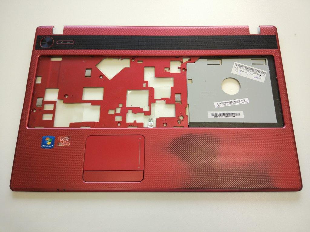 Acer 5253 palmrest (kolem klávesnice) touchpad