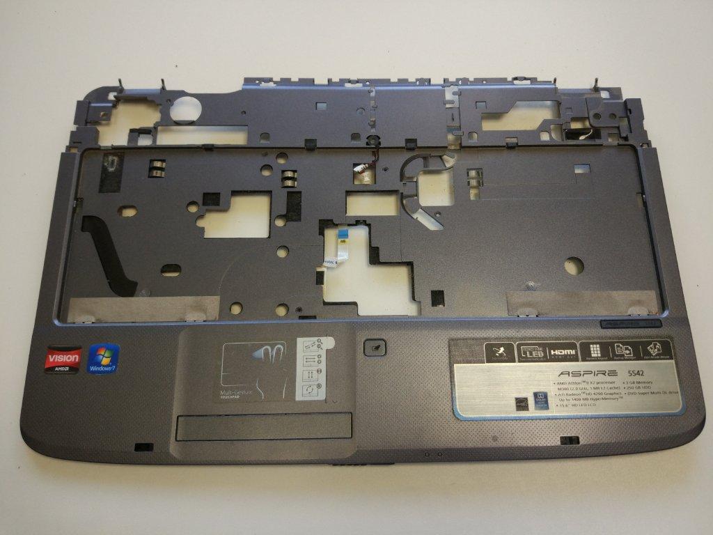 Acer 5542 5242 5542G palmrest (kolem klávesnice)