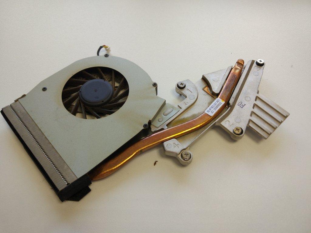 Acer 5542 5242 5542G ventilátor chlazení