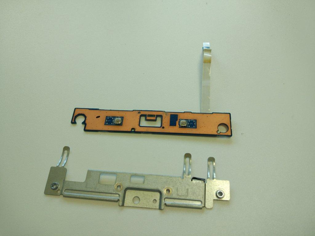 Acer 5542 5242 5542G tlačítka touchpadu
