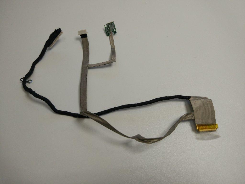 HP 8560p flex kabel LCD displeje LED