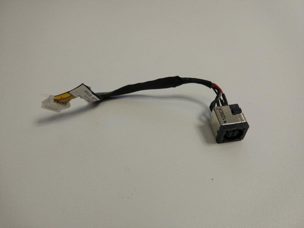 HP 8560p napájecí konektor