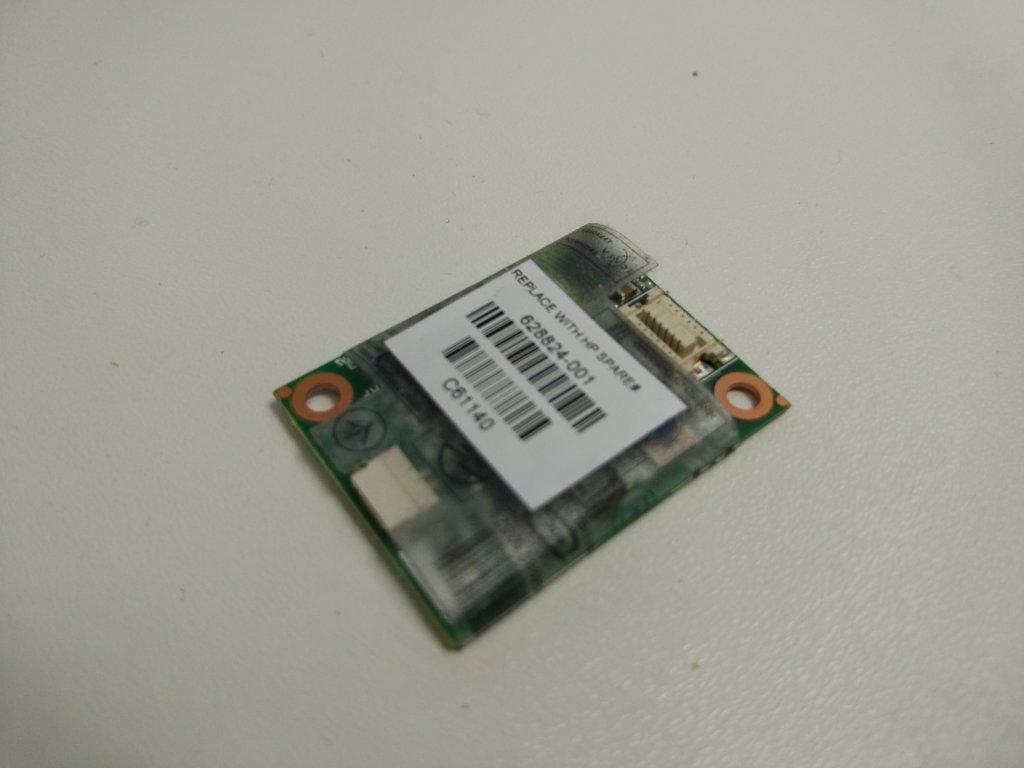 HP 8560p Anatel Modem