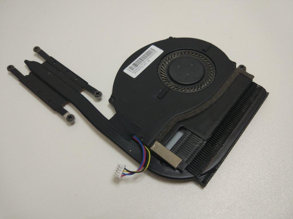 Lenovo Flex 15 ventilátor chlazení