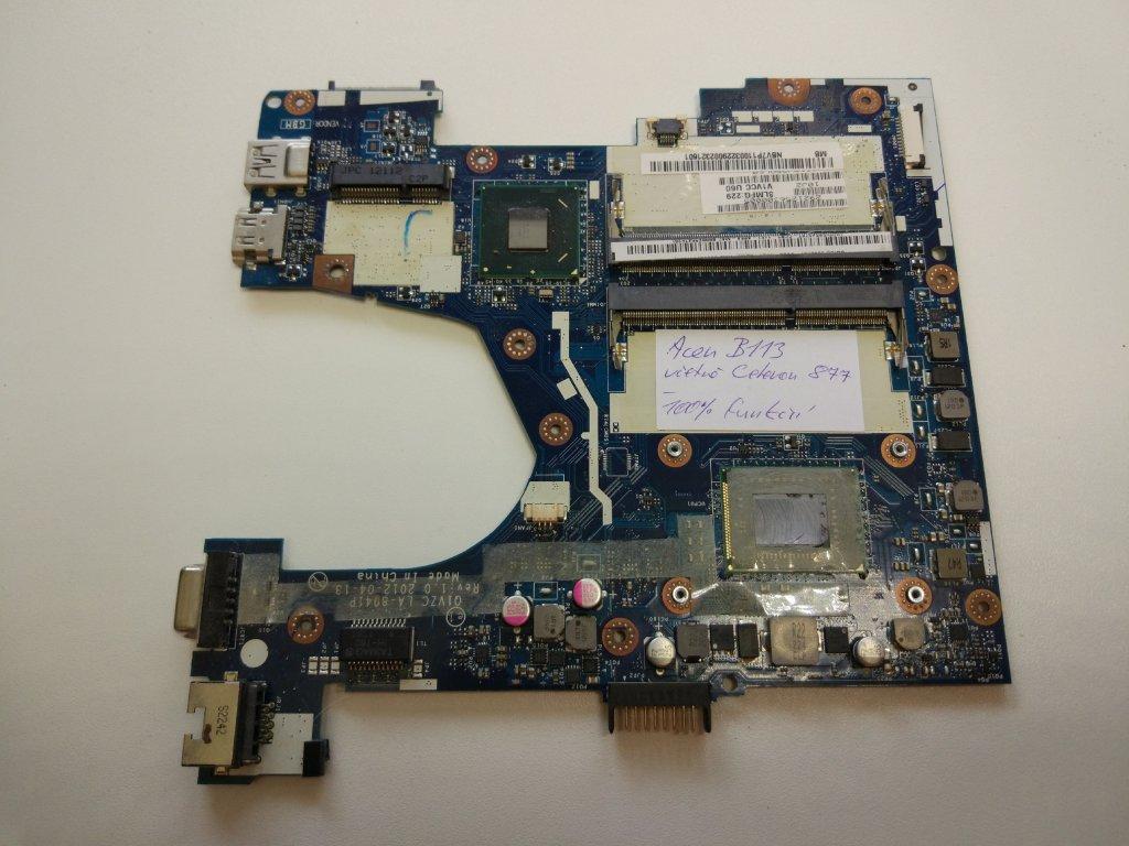 Acer B113 základní deska