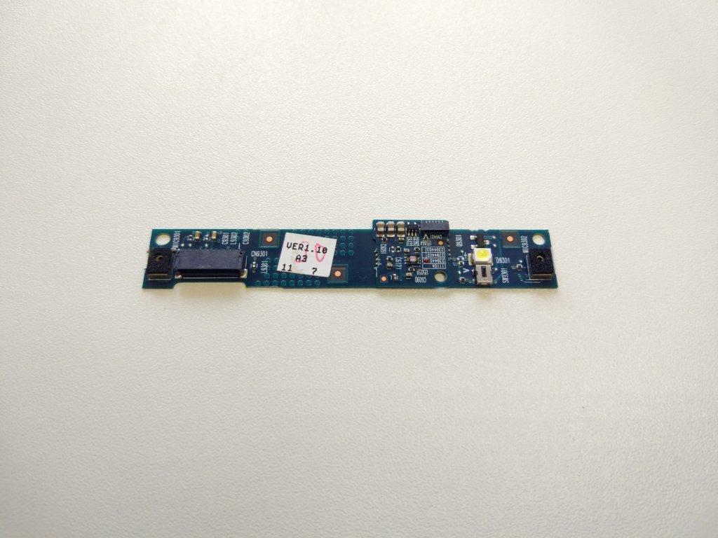 HP 8460p LED dioda