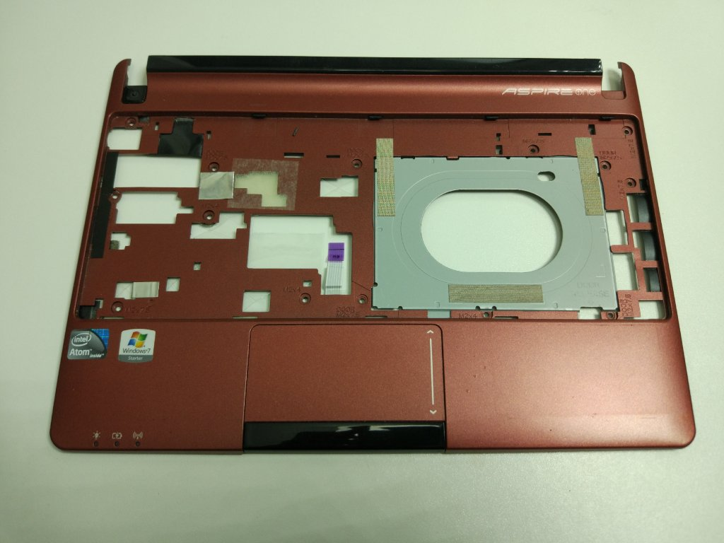 Acer D257 D270 palmrest (kolem klávesnice) touchpad